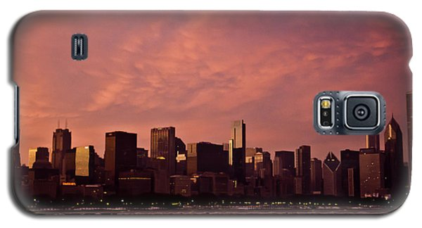 Fort Dearborn Galaxy S5 Case by Michael Nowotny