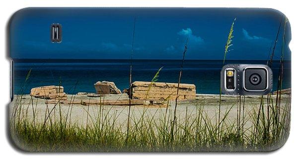 Fort Desoto Beach Galaxy S5 Case