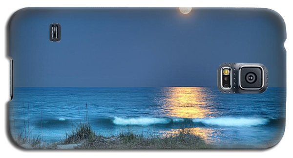 Fort Fisher Moonbeam Galaxy S5 Case by Phil Mancuso