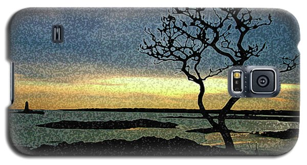 Fort Foster Tree Galaxy S5 Case