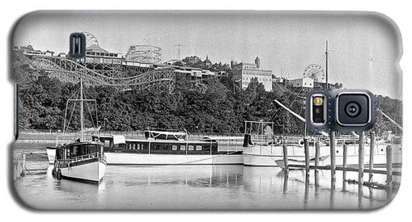 Fort George Amusement Park Galaxy S5 Case