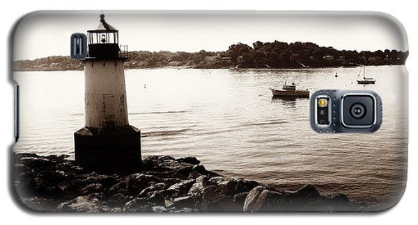 Fort Pickering Lighthouse, Winter Island, Salem, Massachusetts Galaxy S5 Case