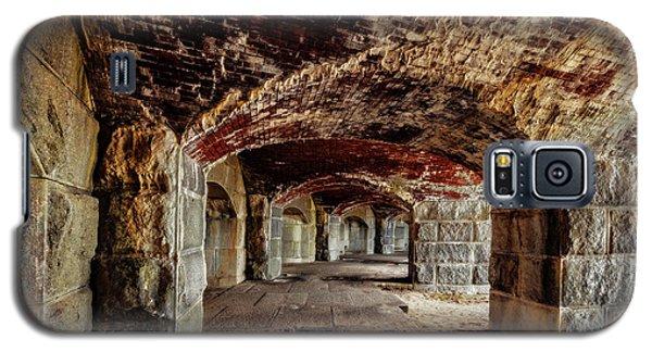 Fort Popham Galaxy S5 Case