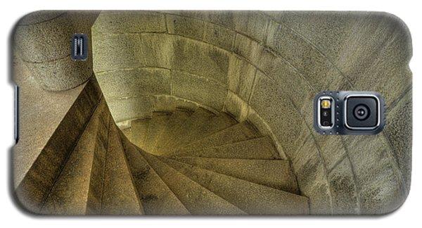 Fort Popham Stairwell Galaxy S5 Case