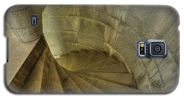 Fort Popham Stairwell Galaxy S5 Case