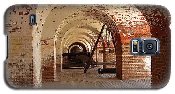 Fort Pulaski II Galaxy S5 Case
