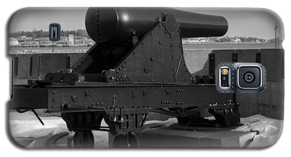 Fort Trumbull Cannon Galaxy S5 Case
