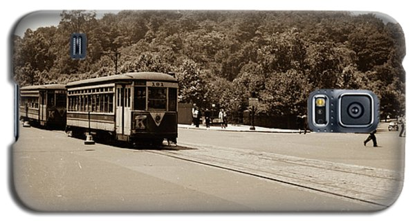 Fort Tryon Trolley Galaxy S5 Case