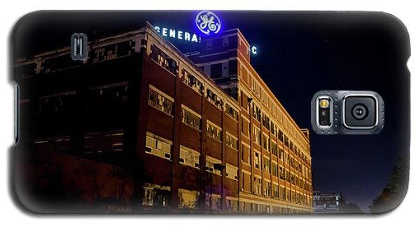 Fort Wayne In Ge Building - Jpmmedia.com Galaxy S5 Case