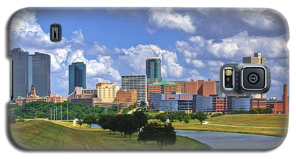 Fort Worth #1 Galaxy S5 Case