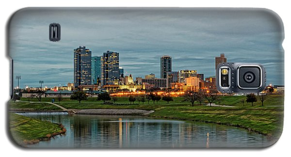 Fort Worth Color Galaxy S5 Case by Jonathan Davison