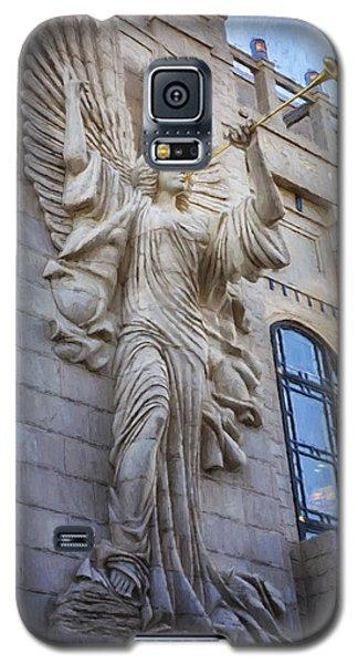 Fort Worth Impressions Bass Hall Angel Galaxy S5 Case