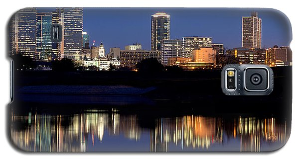 Fort Worth Reflection 41916 Galaxy S5 Case