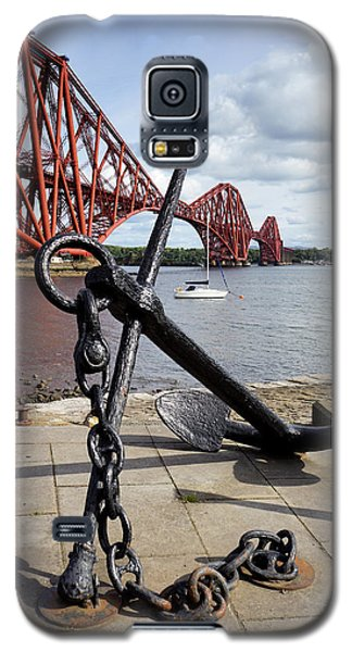 Galaxy S5 Case featuring the photograph Forth Bridge by Jeremy Lavender Photography