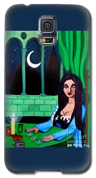 Fortune Teller Galaxy S5 Case by Don Pedro De Gracia