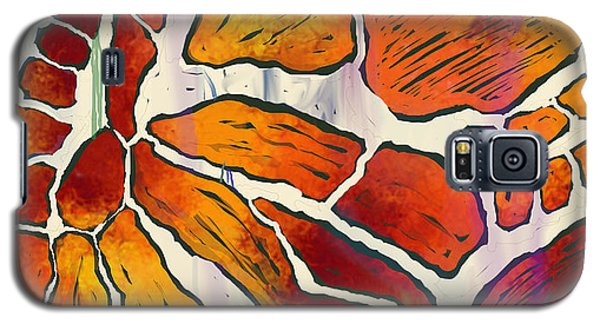Fossil Fuel Galaxy S5 Case