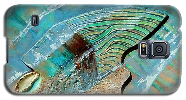 Fossil On The Shore Galaxy S5 Case