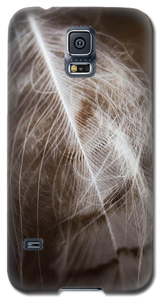Found Feather Galaxy S5 Case