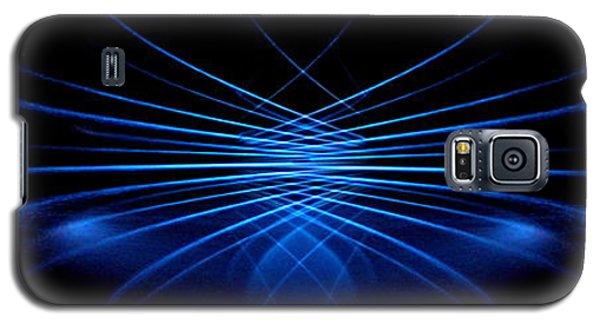Galaxy S5 Case featuring the photograph Fountain Bleu by David Dunham