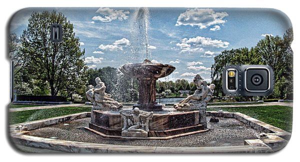 Fountain - Cleveland Museum Of Art Galaxy S5 Case