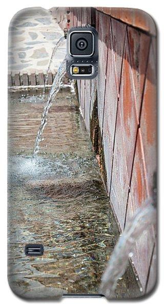 Fountain Galaxy S5 Case