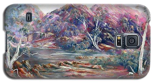 Fountain Springs Outback Australia Galaxy S5 Case