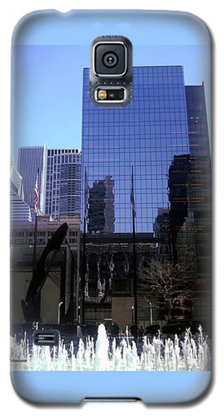 Fountain View Galaxy S5 Case