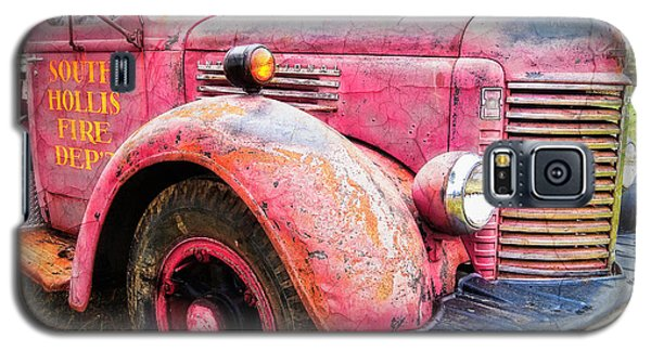 Four Alarm Blaze Galaxy S5 Case