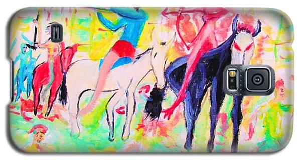 Four Horsemen Galaxy S5 Case