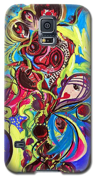 Experimenting With Creation Galaxy S5 Case