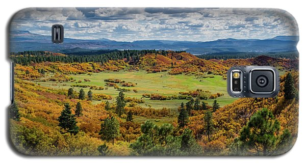 Four Mile Road Peak Color Galaxy S5 Case