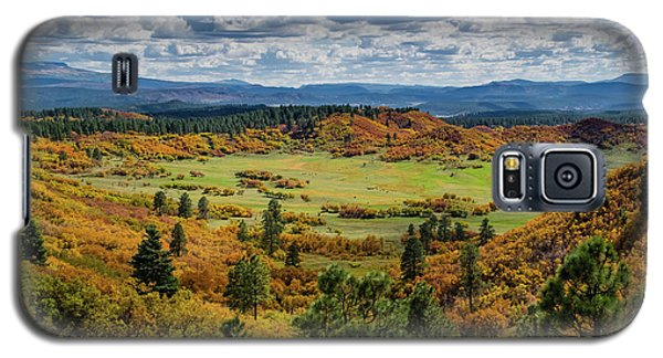 Four Mile Road Peak Color Galaxy S5 Case