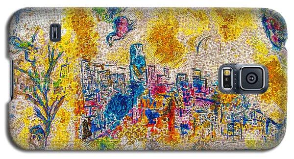 Four Seasons Chagall Galaxy S5 Case