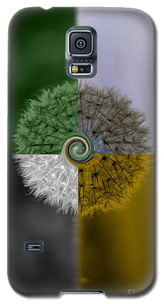 Four Seasons Galaxy S5 Case