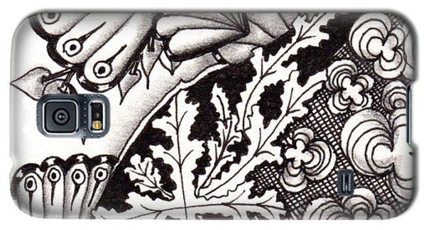 Four Seasons Galaxy S5 Case