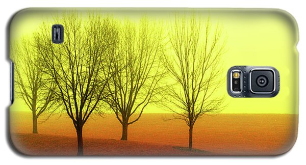 Four Trees Galaxy S5 Case