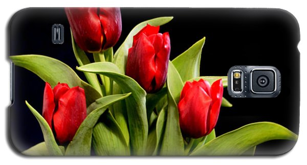 Four Tulips Galaxy S5 Case