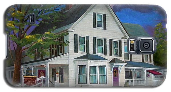 Fournier Funeral Home Galaxy S5 Case by Nancy Griswold