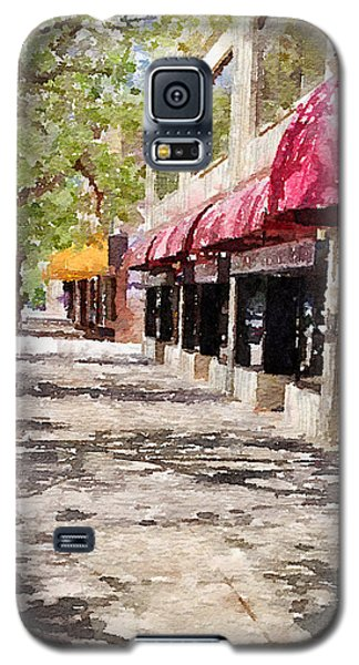 Fourth Avenue Galaxy S5 Case by Donald S Hall