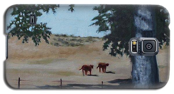 Fox Canyon Ranch Galaxy S5 Case