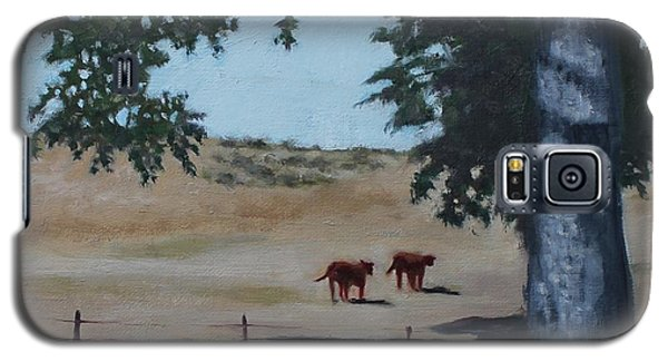 Fox Canyon Ranch Galaxy S5 Case