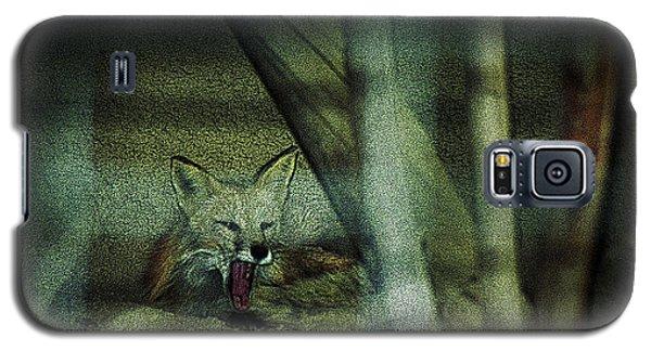 Fox Cry Galaxy S5 Case