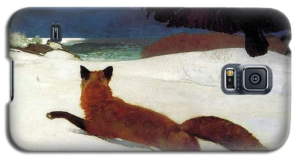 Fox Hunt Galaxy S5 Case