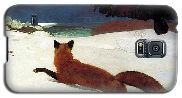 Fox Hunt Galaxy S5 Case