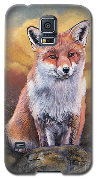Fox Knows Galaxy S5 Case