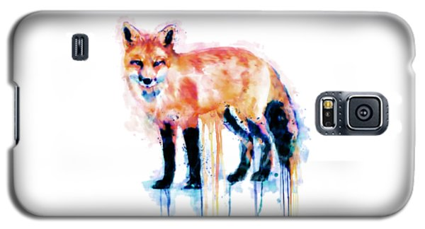 Fox  Galaxy S5 Case by Marian Voicu