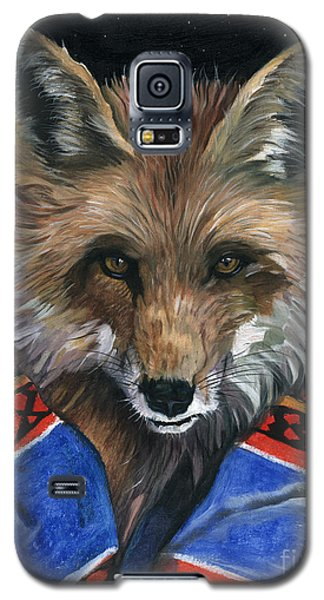Fox Medicine Galaxy S5 Case