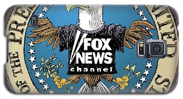 Fox News Presidential Seal Galaxy S5 Case