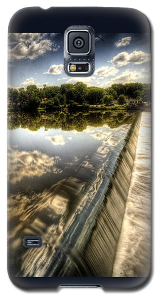 Fox River At The Geneva Dam Galaxy S5 Case
