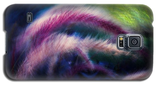 Foxtails In Shadows Galaxy S5 Case
